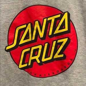 Tops - Santa Cruz Skateboards Crewneck